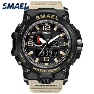 新品 メンズ デジタル ミリタリーウォッチ 選べる全7色 LED 男性スポーツ腕時計 クォーツ l00558 衝撃水OG78