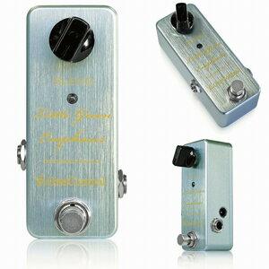最落無し! One Control Little Green Emphaser / a36563 ギターの音の重心を上下に移動!ギターでもベースでも! ブースター 1円