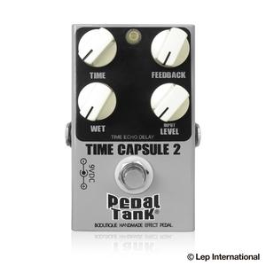 最落無し! Pedal Tank Time Capsule 2 / a36589  コンパクトで使いやすいアナログサウンドのディレイ! 1円
