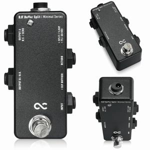 最落無し! One Control Minimal Series BJF Buffer Split / a36612 高品質バッファ+1ループ+ABボックス+パラアウト! 1円