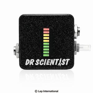 最落無し! Dr.Scientist Boostbot Newschool / a36542 リアルタイムレベルディスプレイメーター搭載。シンプルな常時ONブースター 1円