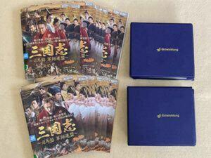 中国ドラマ 三国志 司馬懿 軍師連盟 DVD全43卷 日本語字幕あり