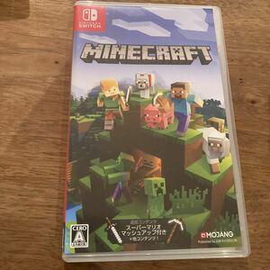 マインクラフト スイッチ Nintendo Switch Minecraft