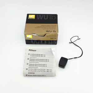 Nikon ニコン WU-1b ワイヤレスモバイルアダプター