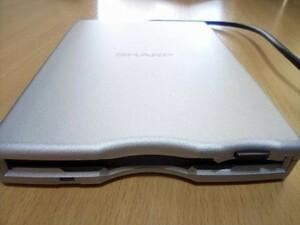 フロッピーディスクドライブ USB