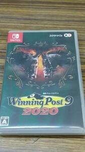 ウイニングポスト9 2020 Nintendo Switch ニンテンドースイッチ