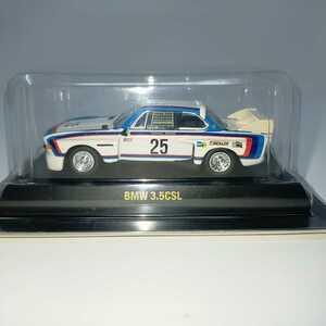 ●美品●BMW 3.5CSL 1976 ウィナー ツーリングカー 名車 ミニカー コレクション 京商 C17 S