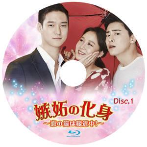 韓国ドラマ 「嫉妬の化身」 Blu-ray版