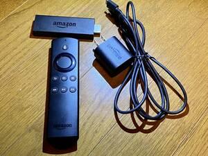 amazon LY73PR Fire TV Stick [2017年モデル 音声認識リモコン付属] ネットワークメディアプレーヤー です。