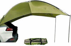 今大人気♪ テント 車中泊用 タープ カーサイドタープ キャンプ アウトドア