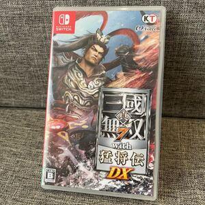 真・三國無双7 with猛将伝 Switch ソフト Nintendo Switch