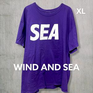 WIND AND SEA Tシャツ