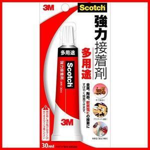 ◇ ★スタイル:多用途★ 強力接着剤 スコッチ 6004M 30ml 多用途