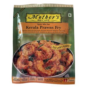 o カレーペースト ケララ海老カレー 75g Mother's Recipe インド産 賞味期限2022.6.23