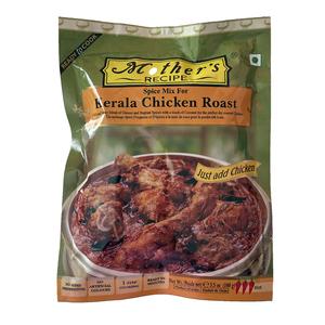 o カレーペースト ケララチキンロースト 100g Mother's Recipe簡単、焼いた鶏肉と水を混ぜて炊きます インド産 賞味期限2022.6.23