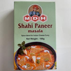 o シャヒパニール マサラ 100g カレースパイス MDH (ネコポス対応/箱を少し折って出荷) インド産 賞味期限2022.6