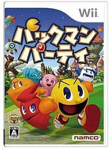 新品パックマンパーティ - Wii8U9Z