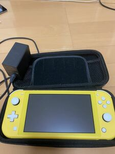 Nintendo Switch Lite イエロー 任天堂スイッチライトイエロー