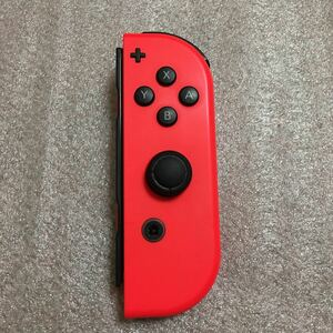 Nintendo Switch Joy-Con(R) ニンテンドースイッチ ジョイコン 右 ネオンレッド