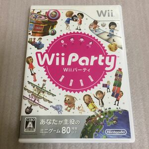 Wiiソフト Wiiパーティ Wii Party