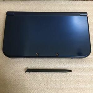 任天堂 Newニンテンドー3DS LL メタリックブルー