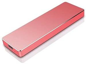 超薄型 外付けHDD ハードディスク ポータブルHDD 1TB