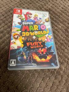 スーパーマリオ3Dワールド+フューリーワールド Switch スイッチ ソフト カセット