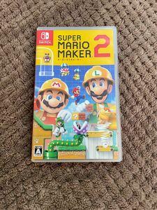 スーパーマリオメーカー2 Nintendo Switch ニンテンドースイッチソフト