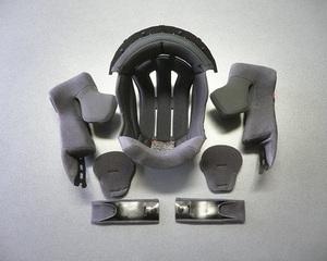 SHOEI ショウエイ GT-Air ジーティーエアー 内装セット XL ヘルメットインナー