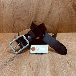 【匠】茶色 一枚革 牛革 調整可 イタリアンレザー フリーサイズ カジュアル メンズ ベルト ビジネス 紳士 スーツ 新品 本革 1円