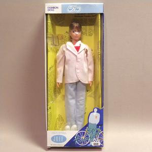【未使用 新品】1980年代 当時物 タカラ ジェニー ボーイフレンド ジェフ ( ビンテージ ドール 着せ替え 人形 Vintage Takara Jenny Doll )