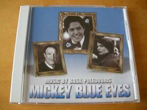 ベイジル・ポールドゥリス (BASIL POLEDOURIS) 映画「恋するための3つのルール」(MICKEY BLUE EYES) サウンドトラック(スコア盤)