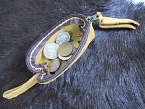 新品 本革コインケース 小銭入れ コインポーチ ミニ財布 革財布 かわいい レザー 牛革 ハンドメイド 小さいサイフ おススメ レディース