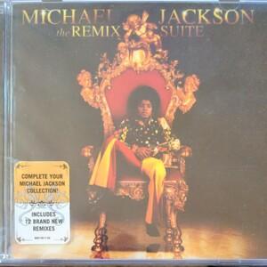 マイケル・ジャクソン/the REMIX SUITE 輸入盤