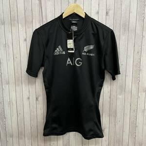未使用 adidas アディダス オールブラックス H ジャージ XS ラグビー All Blacks ラグビーシャツ ラガーシャツ スポーツ B332