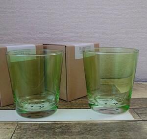 チャーリーブラウン グラス 2個セット スヌーピー SNOOPY タンブラー