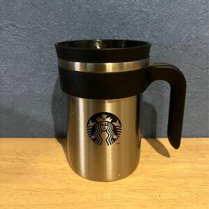 スターバックス ステンレスコーヒーマグ  マグカップ ステンレスマグ 真空断熱