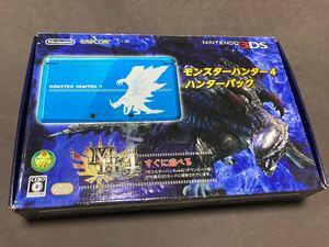 モンスターハンター4 3DS ハンターパック
