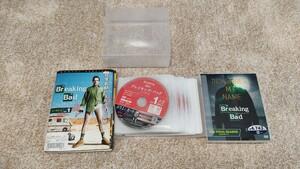 ブレイキング・バッド 全話DVDセット(シーズン1~4レンタル落ち、シーズン5新品未開封)Breaking Bad