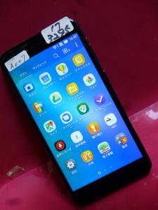 ジャンク SIMフリー ASUS ZenFone Live - ASUS_A007 黒 初期化済み17-3295