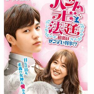 ミス・ハンムラビ 韓国ドラマ Blu-ray 全話