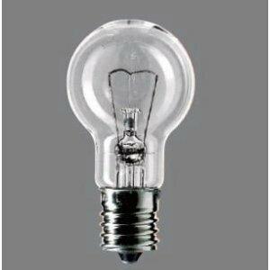 パナソニック 5個セット ミニクリプトン電球 110V 60W形 クリア E17口金 LDS110V54WCK_set