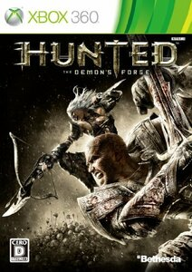 Hunted: The Demon's Forge - Xbox360(未使用品)