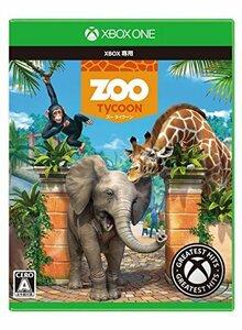 Zoo Tycoon Greatest Hits - XboxOne(未使用品)