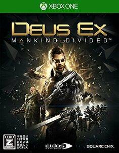 デウスエクス マンカインド・ディバイデッド - XboxOne(未使用品)