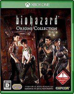 バイオハザード オリジンズコレクション - XboxOne(未使用品)
