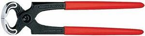クニペックス KNIPEX 5001-210 ヤットコ (カーペンタープライヤー) (SB)(新品未使用品)