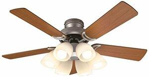 オーデリック LEDシーリングファン(LED電球一般形8.6W×6・光色切替調光) 5枚羽根(リバーシブル) リモコン付き SH9073LDR