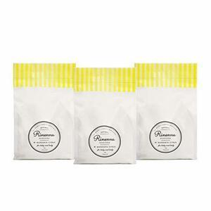 Rinenna #1 (リネンナ) つけおきメイン 洗濯用洗剤 詰め替え 1kg×3個 (マンダリンシトラスの香り) つけ置き 洗剤 粉末