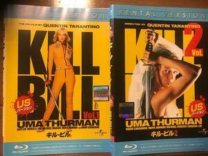 キルビル Vol.1 & Vol.2 Blu-ray